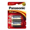 Blister 2 Mezze Torce Lr14 Pro Power C Panasonic