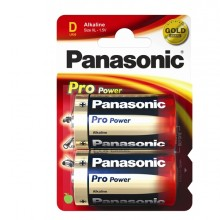 Blister 2 Torce Lr20 Pro Power D Panasonic