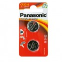 Blister Micropila Litio Cr1025 Panasonic