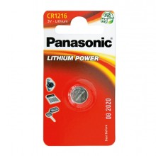 Blister Micropila Litio Cr1216 Panasonic