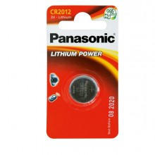 Blister Micropila Litio Cr2012 Panasonic