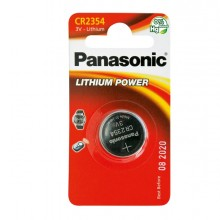 Blister Micropila Litio Cr2354 Panasonic