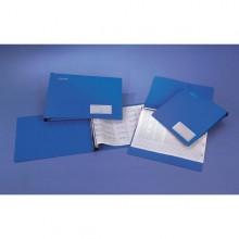 """Portatabulati Mec Data 895 Azzurro 12""""(30,48X28Cm) (conf.10)"""