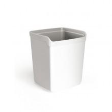 Bicchiere Portapenne Mydesk Bianco Arda