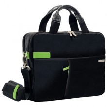 Borsa Smart Traveller Per Pc 13,3'' Nera Leitz Complete