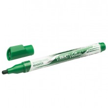Marcatori P.Tonda Whiteboard Velleda® Liquid Ink Pocket Bic® Verde