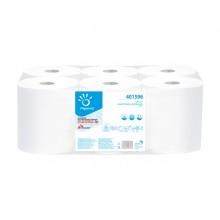 Asciugamani In Rotolo Maxi Diam19,3Cm - 137Mt Centrefeed Papernet (conf.6)