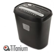 Distruggidocumenti A Frammenti Ts080X Titanium