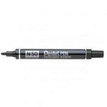 Marcatore Pentel Pen N50 Nero P.Tonda