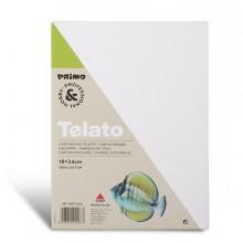 Cartoncino Telato 18X24 Cm Morocolor