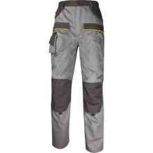 Pantalone Da Lavoro Mach 2 Grigio Ch./Grigio Sc. Tg. L