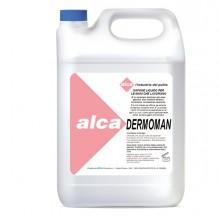 Sapone Liquido 5Lt Per Sporco Medio Dermoman Alca