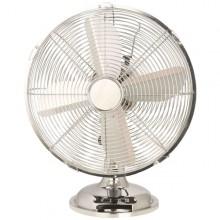 Ventilatore Cromo 30 Da Tavolo 38W
