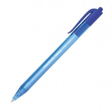 Penna sfera scatto INKJOY Stick 100RT 1,0mm blu PAPERMATE (conf. 20 )